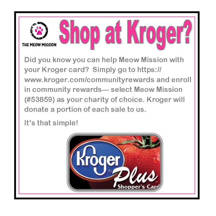 Shop at Kroger